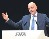 FİFA'nın yeni başkanı Giannı İnfantino