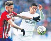 Atletico Madrid Real'i avladı!
