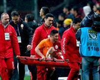Sabri Sarıoğlu ve Bilal sakatlanıp çıktı!