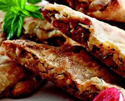 Tavuk ve Pirinçli Açma Börek Tarifi