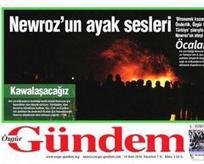 PKK'nın gazetesinden katliam sevinci