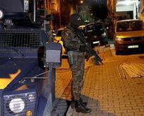 İstanbul'da eş zamanlı dev  operasyon