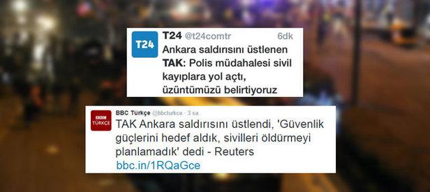 İhanet medyası PKK'yı aklama çabasına girdi