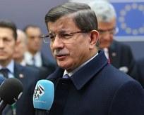 Davutoğlu AB Zirvesi hakkında açıklamalarda bulundu