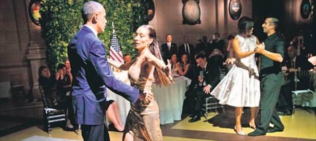 Siyaseti Barack dans et!
