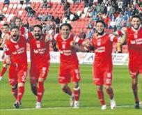 Balıkesirspor'dan Play Off'a 3'lük