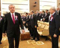 Erdoğan Kılıçdaroğlu'nu muhatap almadı
