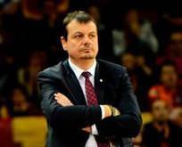 Ergin Ataman: CSKA şansıyla kazandı