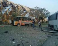 Silopi'de polis aracına kalleş saldırı!