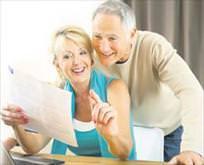 Emekliye maaşının 3 katı avans 10 katı kredi