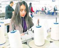 Tekstil çalışanına kıdem zammı
