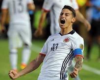 Kolombiya 2'de 2 yaptı!
