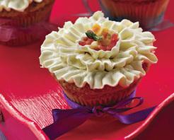 Kuru Meyveli Cupcake Tarifi
