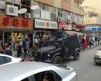 Mardin'de patlama! Yaralılar var