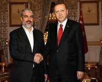 Hamas'tan Türkiye'ye teşekkür