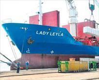 Gazze'ye bir gemi mutluluk
