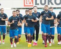 Slovakya kampı bugün start alıyor