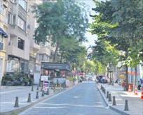 Issız şehir İstanbul