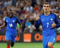 EURO 2016da Fransa finalde!!
