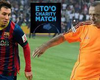 Erdoğan ile Messi Antalyada maç yapacak!