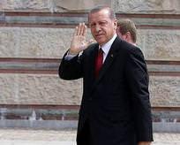 Erdoğan'dan Şeren ailesine taziye telefonu