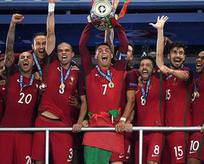 Avrupa şampiyonu Portekiz!