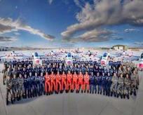Türk Yıldızları'ndan 'görevimizin başındayız' mesajı