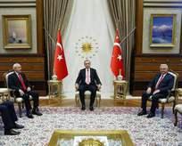 Beştepe'deki liderler zirvesi sonrası Cumhurbaşkanlığı'ndan açıklama
