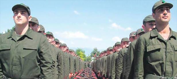 Askerlik kısalıyor