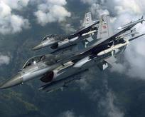 F-16'ların hedefleme sistemini bozmuşlar