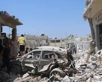 Esed güçleri yine sivilleri vurdu: 11 ölü