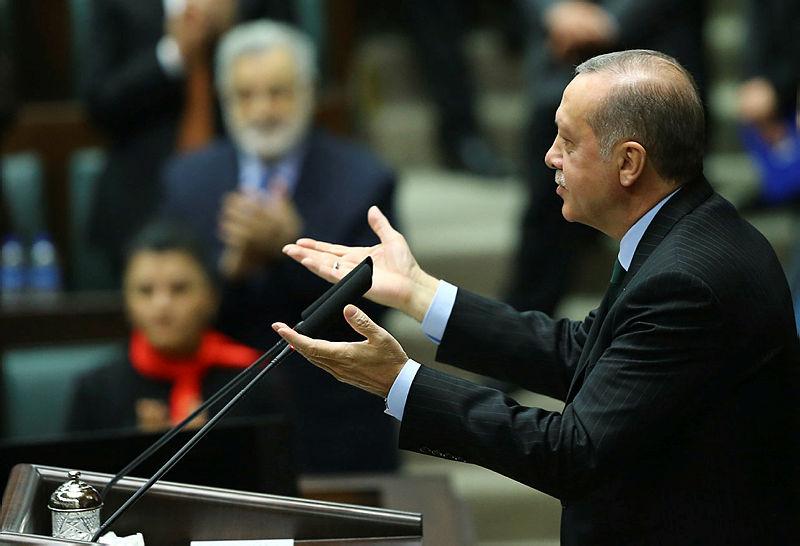 Erdoğan'dan Trump'a uyarı: Kudüs kırmızı çizgimizdir