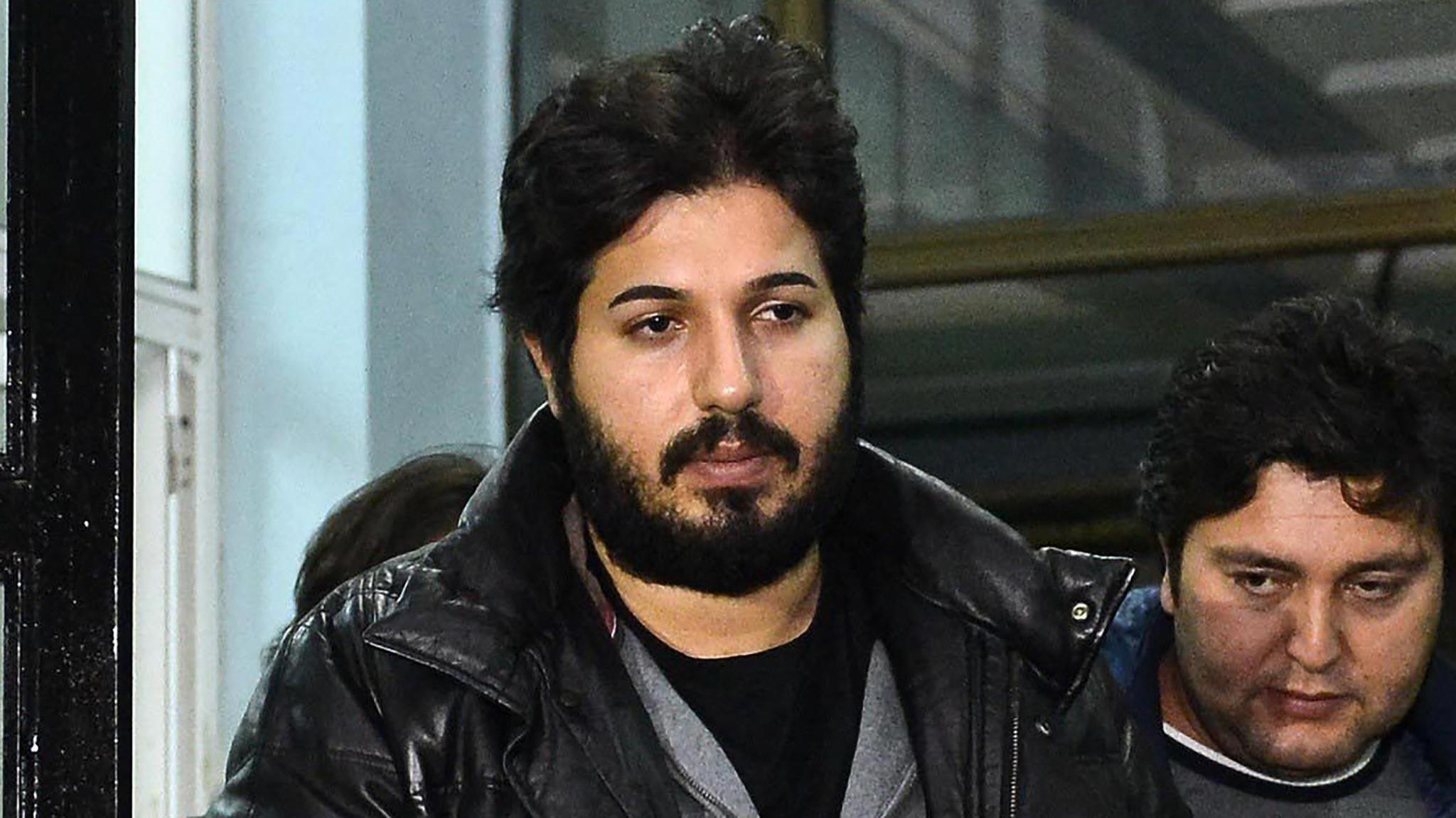 Rıza Sarraf soruşturmasında gözaltı sayısı 17 oldu