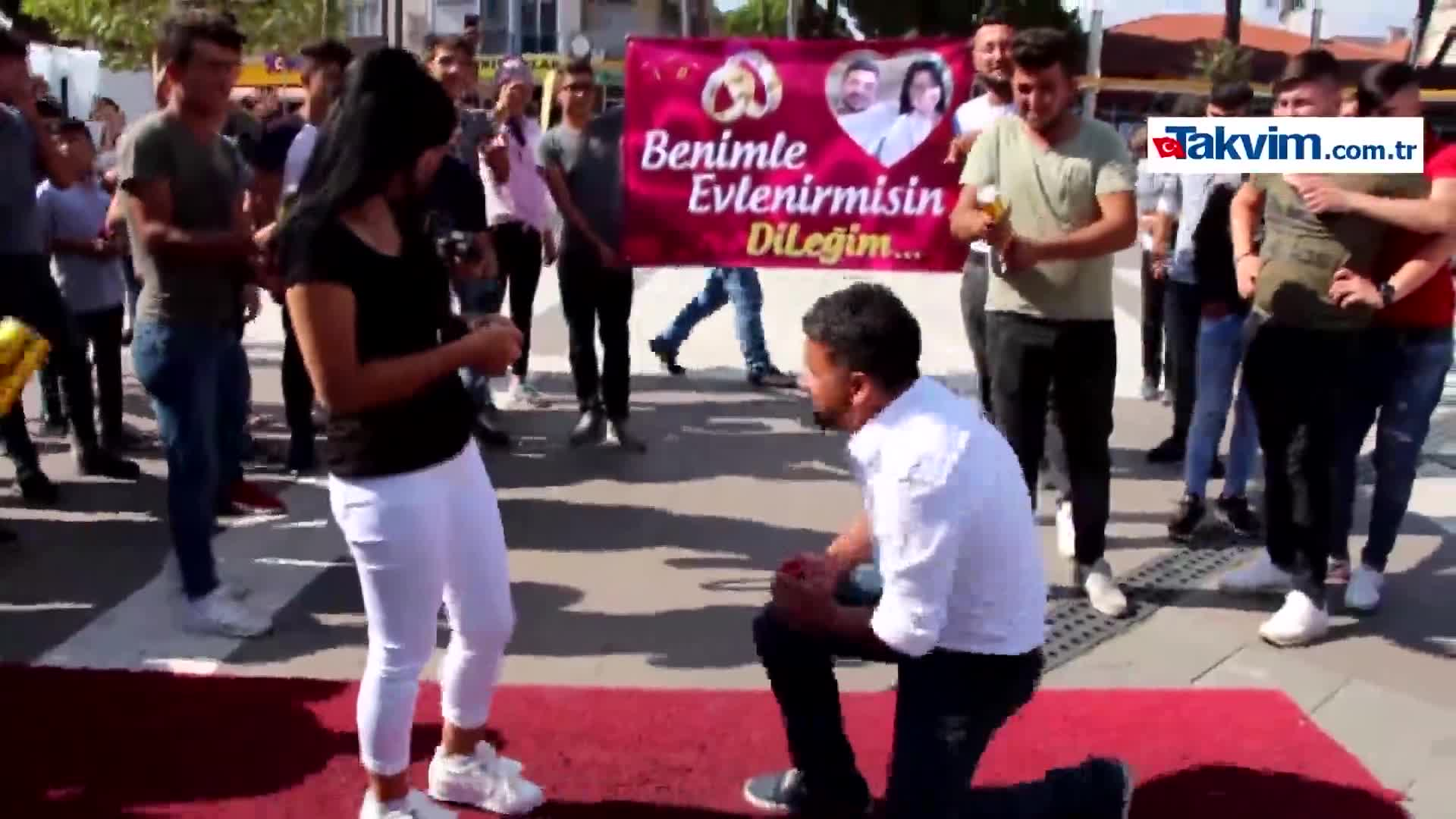 En ilginç evlenme teklifleri