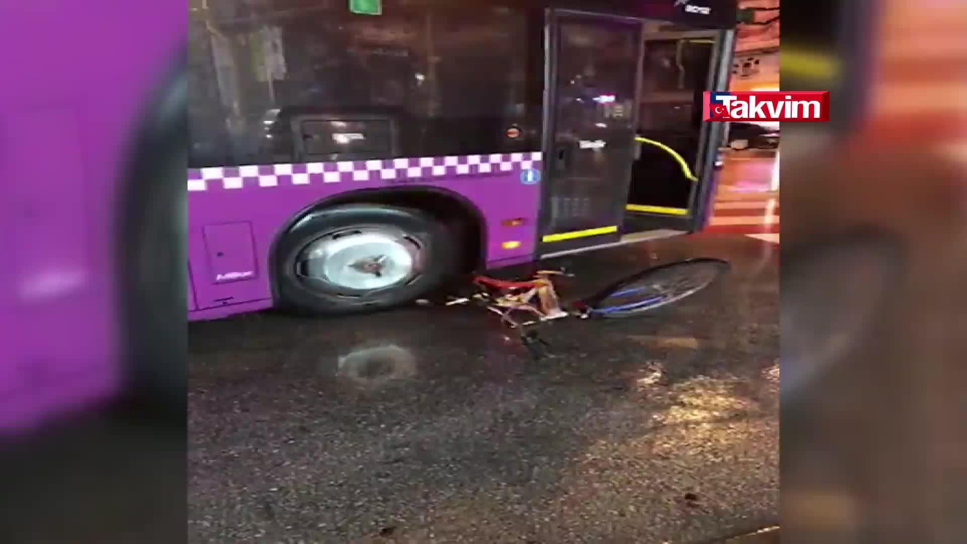 Otobüs şoföründen Inanılmaz Intikam Hemen Görevden Alındı