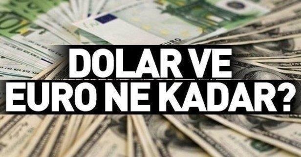 Dolar Ne Kadar Oldu Dolar Ve Euro Fiyatı Kaç Tl 21 Ocak 2019 Döviz