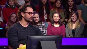 Aamir Khan, Kim Milyoner Olmak İstere üç hayranı ile katıldı