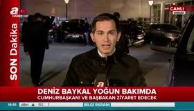 Cumhurbaşkanı Erdoğan Baykalı ziyaret etti