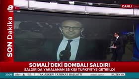 Türkiyeden Somaliye dost eli