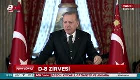 Erdoğan: ABD bunu nasıl izah edecek?