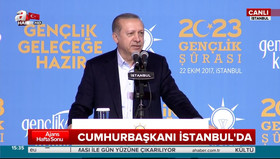 Cumhurbaşkanı Erdoğandan Fetih Marşı şiiri