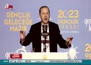 Erdoğan'dan gençlere Şeyh Edebali'nin sözleriyle nasihat