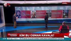 Kızıl Soros Osman Kavala kirli ilişkileri