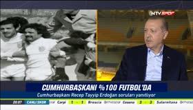 Erdoğan futbola nasıl başladı?