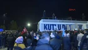 Cumhurbaşkanı Erdoğan Trabzonda konuştu