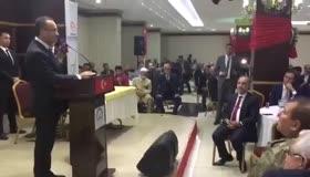 Cumhurbaşkanı Erdoğan kanaat önderlerine hitap etti