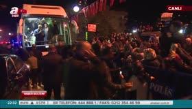 Cumhurbaşkanı Erdoğan çocukları sevindirdi