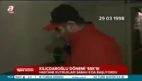 İşte Kılıçdaroğlu Genel Müdürlüğünde SSK hastaneleri!