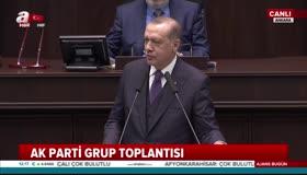 Erdoğandan Türkiyeye kumpas kuran odaklara sert mesaj