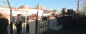 Erdoğan Gümülcine'de böyle karşılandı